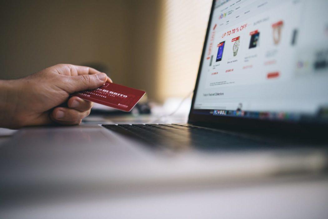 طرق الدفع التسوق من الانترنت