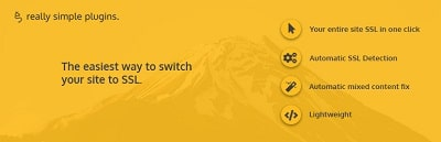 اضافات ووردبريسReally Simple SSL