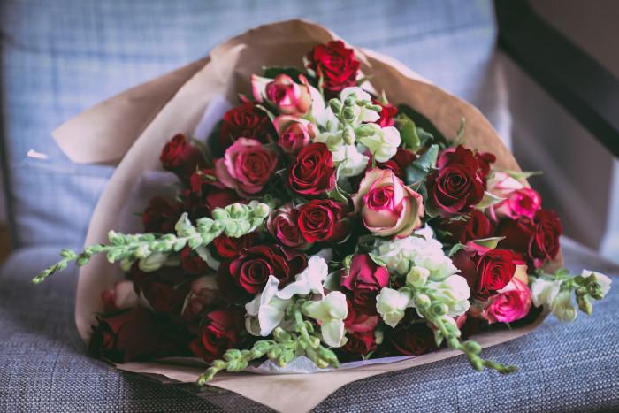 افكار تسويقية ورد عيد الحب