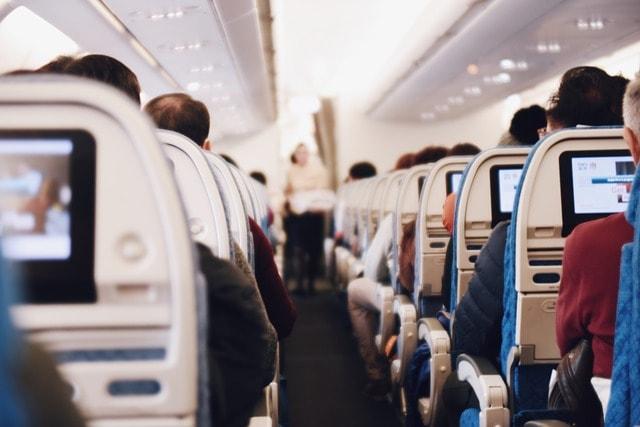 السفر التسويق الإلكتروني طائرة