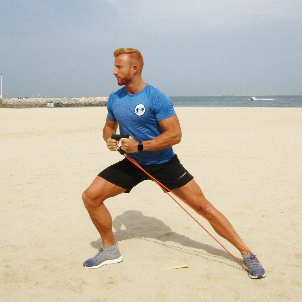 اللياقة البدنية Nicky fitness مدرب شخصي