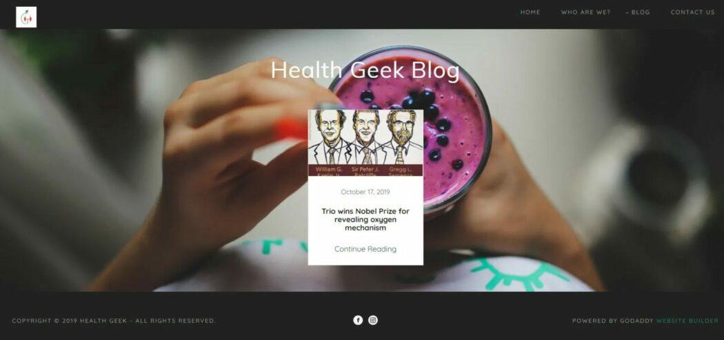 بلوق مدونة الصحة العامة