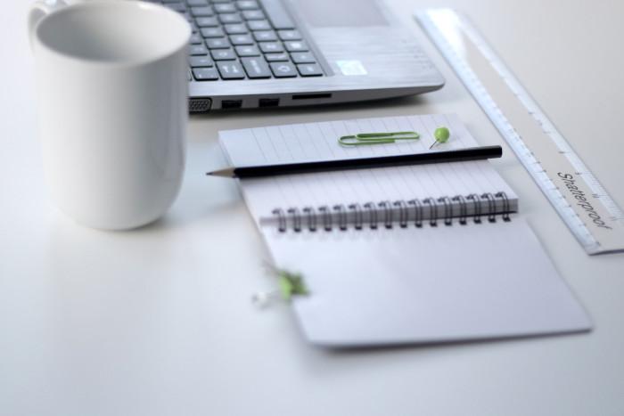 دفتر بلوج تابلت قهوة