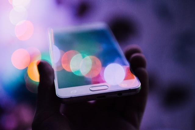 رقمنة تطبيق هاتف ذكي