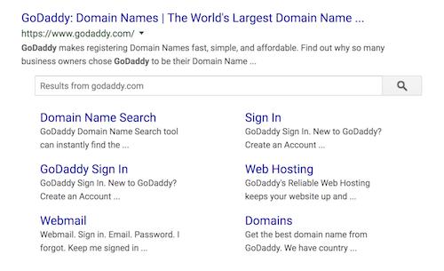 صفحة البحث جودادي