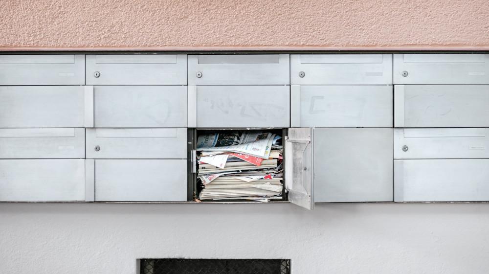 صندوق بريد إلكتروني جرائد