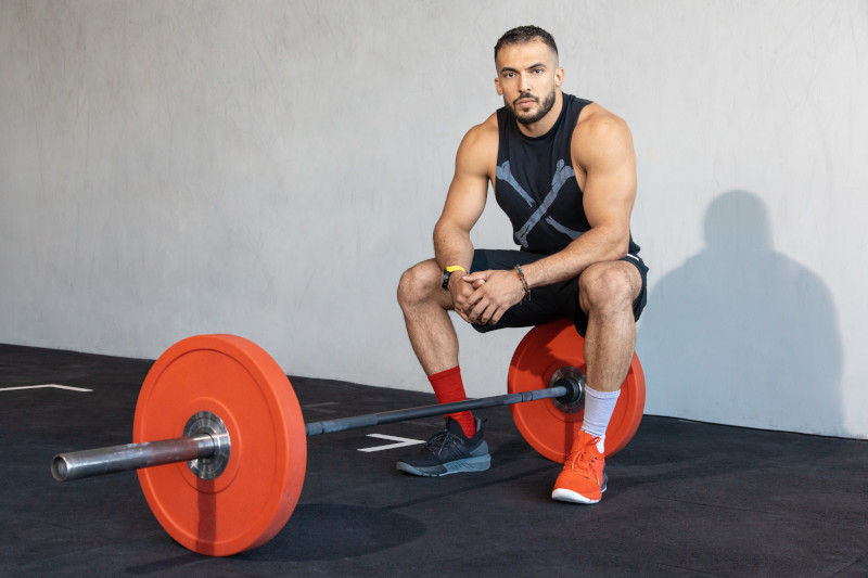 عبدالرحمن سليمان مواقع عربية مدرب لياقة بدنية